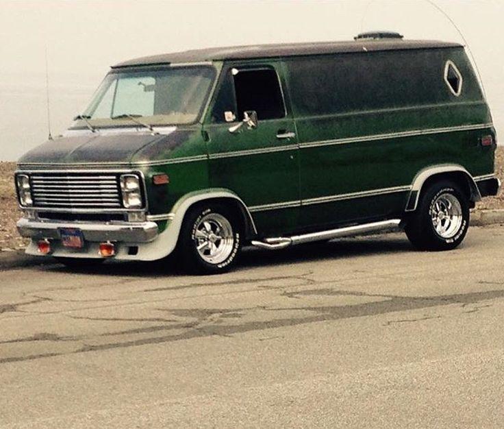 237 best 70's chevy van's images on Pinterest   Custom vans ...