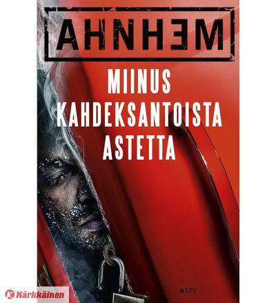 Stefan Ahnhem: Miinus kahdeksantoista astetta (Fabian Risk)