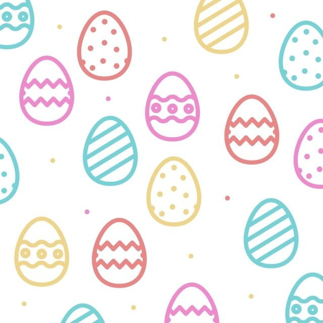 Colorful Easter Eggs Vector Design Easter Clipart Logo Background Png And Vector With Transparent Background For Free Download Easter Poster Design Easter Poster Easter Colors