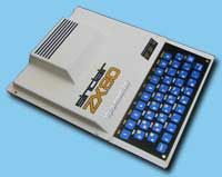 Sinclair ZX80. The first computer to sell in the UK in 1980 for under £100.