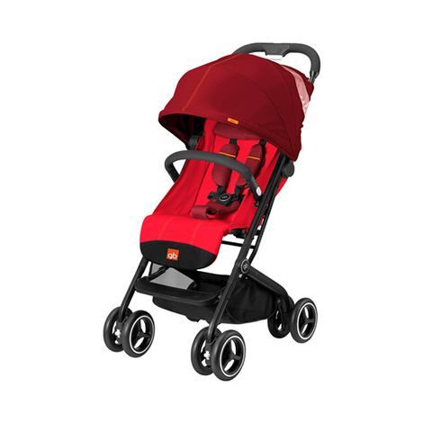Qbit+ Luxus Kinderwagen Sea Port Blue