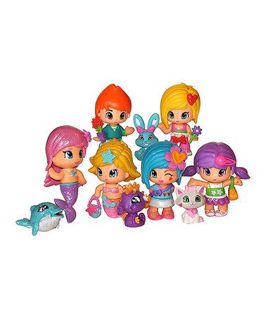Look what I found on #zulily! Pinypon Collection by Pinypon #zulilyfinds
