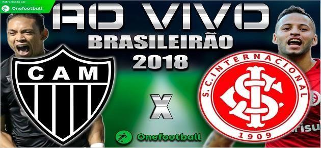 Jogo Atletico Mg X Internacional Ao Vivo Online Youtube Jogo Do Atletico Brasileirao E Campeonato Brasileiro