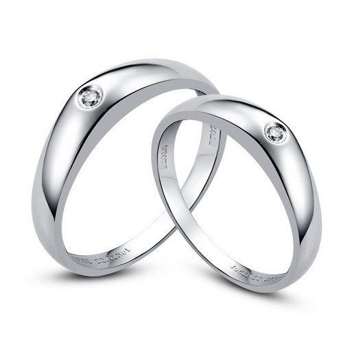 42 best RINGS wedding bands for Him Her images on Pinterest