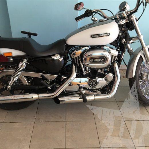 Vendo sportster 1200 del 2008 low - Nuovo annuncio #Harley #Sportster #Superlow #Teramo
