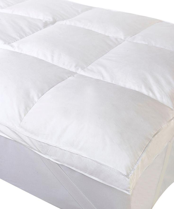 King duck feather mattress topper Sale - Cascade