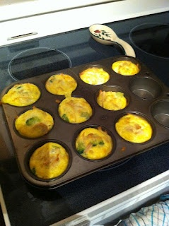 The Dukan Dietress: Mini Chicken and Broccoli Quiches - Recipe