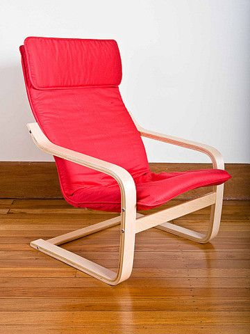 Asta Adult Chair - Red