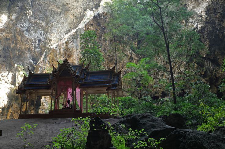 g e r a r d v o n k เจอราร์ด posted a photo:  An Amazing Temple Inside A Hidden Cave Near Hua Hin The magnificent Phraya Nakhon Cave is one of the most mystical and mysterious landmarks of Thailand but only a few travellers get a chance to take a picture of it. The reason is simple: this gold and green pavilion is hidden inside a hard to reach cave and only a handful of dedicated visitors will do the effort to visit it. Those who do are rewarded with a stunning vision that looks like it's…