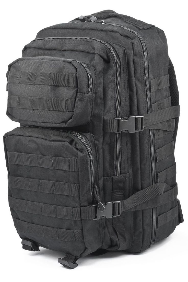 Let us help you choose a tactical backpack by running down the features that will be most important to you.