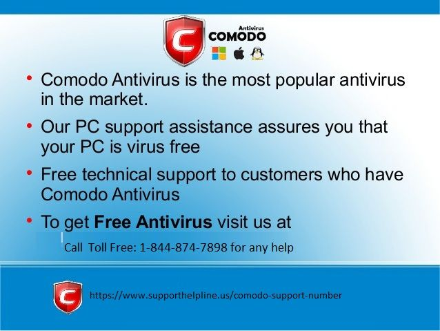 Comodo internet security motive: gives firewall, antivirus, and anti-malware safety functions 590 operating systems: home windows seller: comodo website:Our Comodo technical support team provides complete solutions to all of your malware concerns on the Network, computer and Tablets. Hypertext Preprocessor fee: free; industrial model has advanced functions documentation: ...