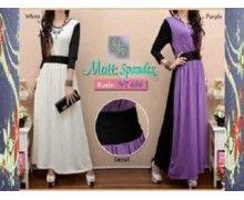 Grosir Baju Muslim Dress Online Murah Model Terbaru LNT686