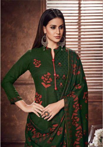 aadc882475 Ruhani Belliza Designer Studio Pure Pashmina Suit 178-009   Printed ...