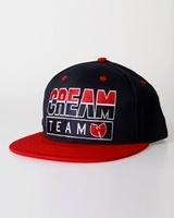 Wu-Tang Clan Cream Team Snapback Cap