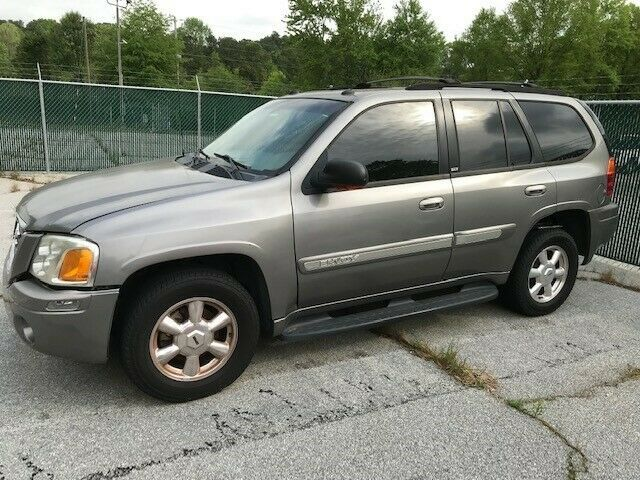 Ebay Advertisement 2005 Gmc Envoy Ex Police Unmarked Vehicle 2005 Gmc Envoy Gmc Envoy Gmc Police Cars