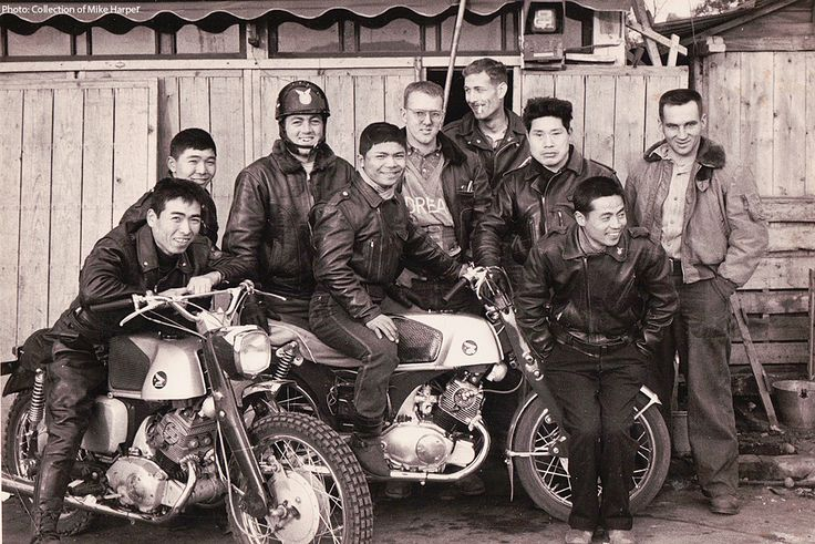 Backmarker: An American in Japan - Motorcycle USA