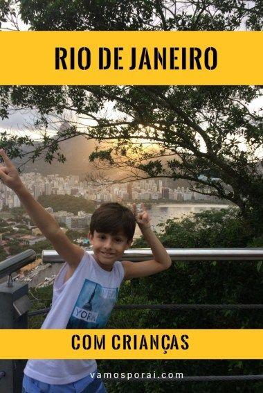 Rio de Janeiro com crianças, o que fazer? Museu do Amanhã, Espaço da Marinha, AquaRio, Pão de Açúcar, Parque Laje são algumas das opções.