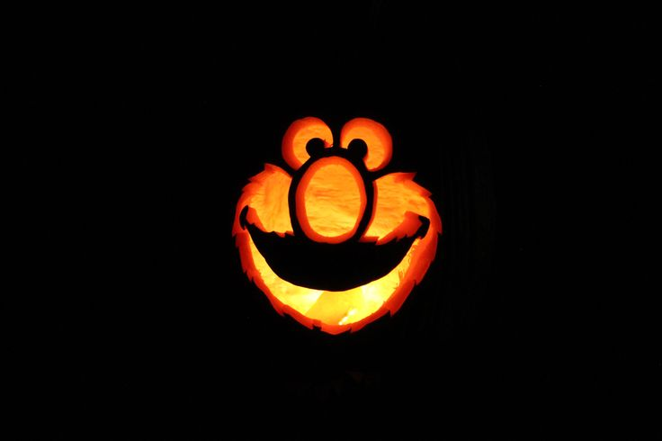 Elmo pumpkin pumpkins and pumpkin patterns pinterest for Elmo pumpkin template