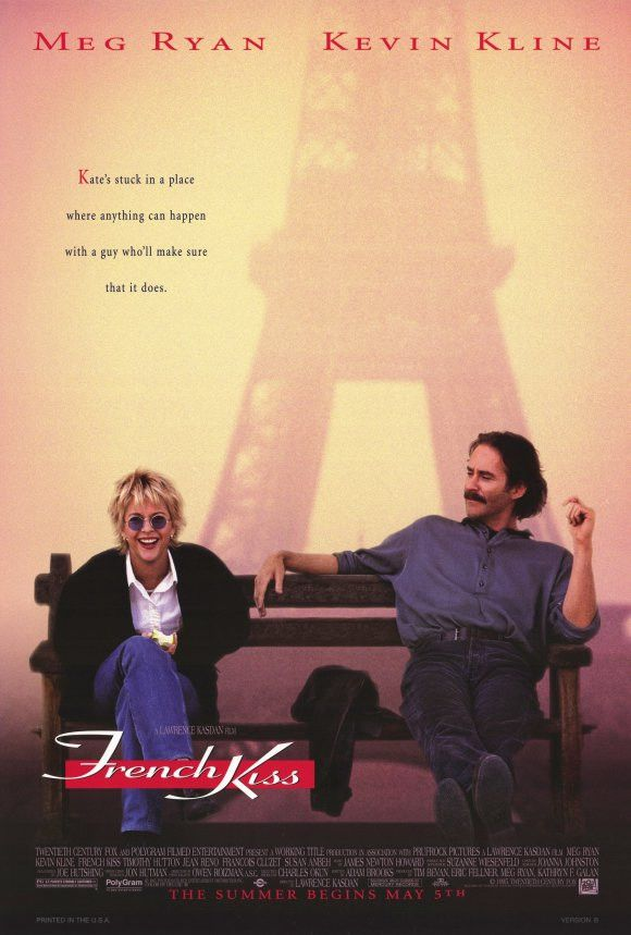 French Kiss 27x40 Movie Poster (1995)