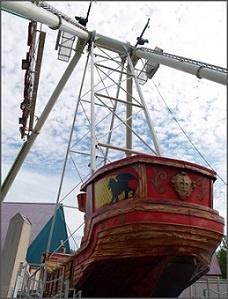 Americana/Lesourdsville Lake Amusement Park