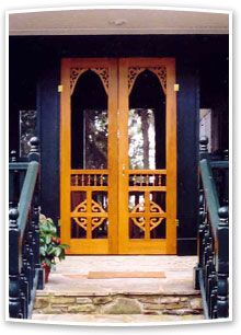 68 best images about slamming screen doors on pinterest - Interior storm windows for old houses ...