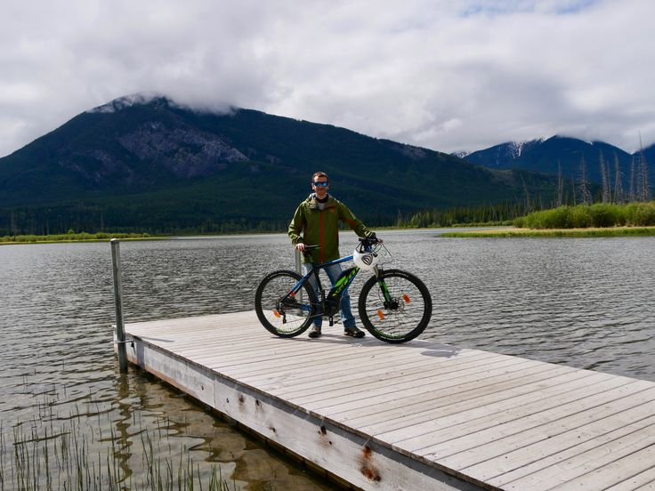 Banff : 83 km en vélo dans les rocheuses canadiennes