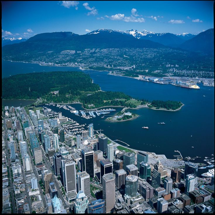 Vancouver Bc Canada: Oh The Places I'll Go