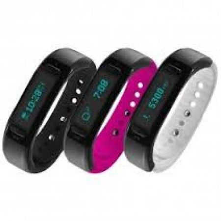 Soleus GO Activity Band Fitness is everything you do. Measure all of it. Life is a workout.