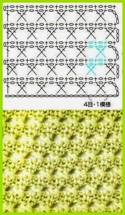 http://inspirations-tricot-crochet.blogspot.de/2015/03/150-points-au-crochet.html