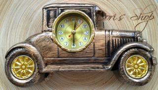 autó ébresztő óra