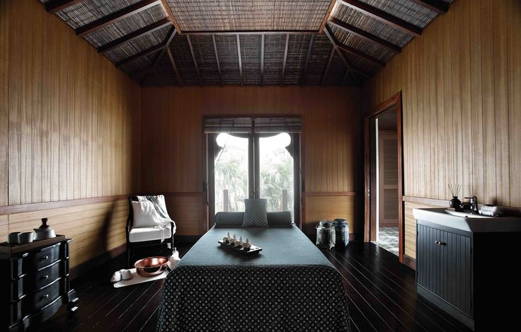 The Sanchaya Spa is a sanctuary where you can lose yourself in the divine sensation of rejuvenation and renewal