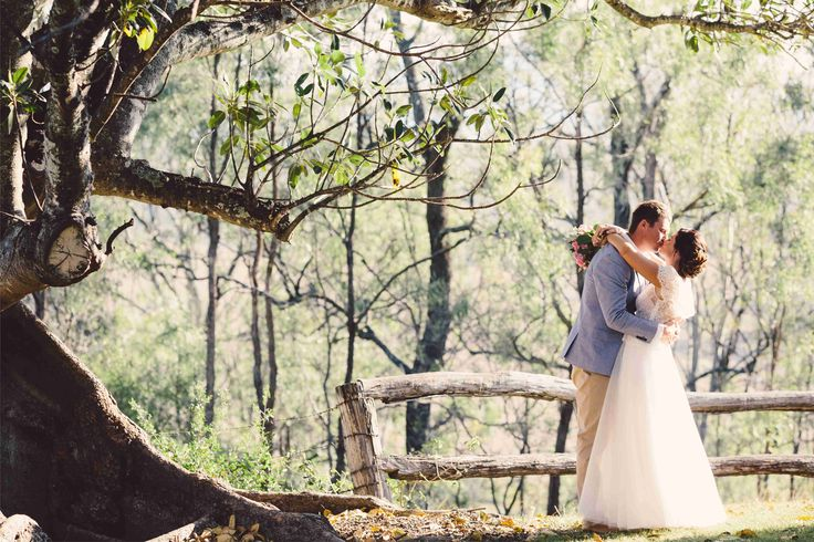 Luxurious Country Setting - Spicers Hidden Vale Wedding Photography