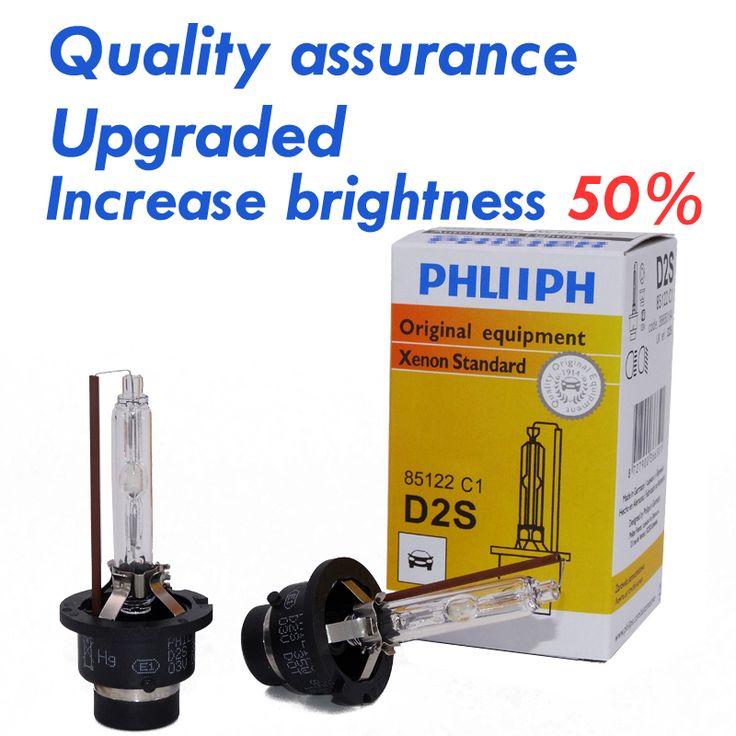 Baru 2 pcs/Lot D2S Xenon HID Bulb 35 W 4300 K 6000 K HID Xenon Lampu D2S Xenon Bulb mobil lampu lampu pencahayaan