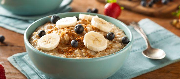 ¡Porridge de Avena! El desayuno más energético