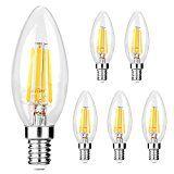 sparen25.info , sparen25.com#10: Ascher 5er Pack LED Lampe E14 Retrofit Classic, LED Birne als Kolbenlampe, Klar, Nicht Dimmbar,…sparen25.de