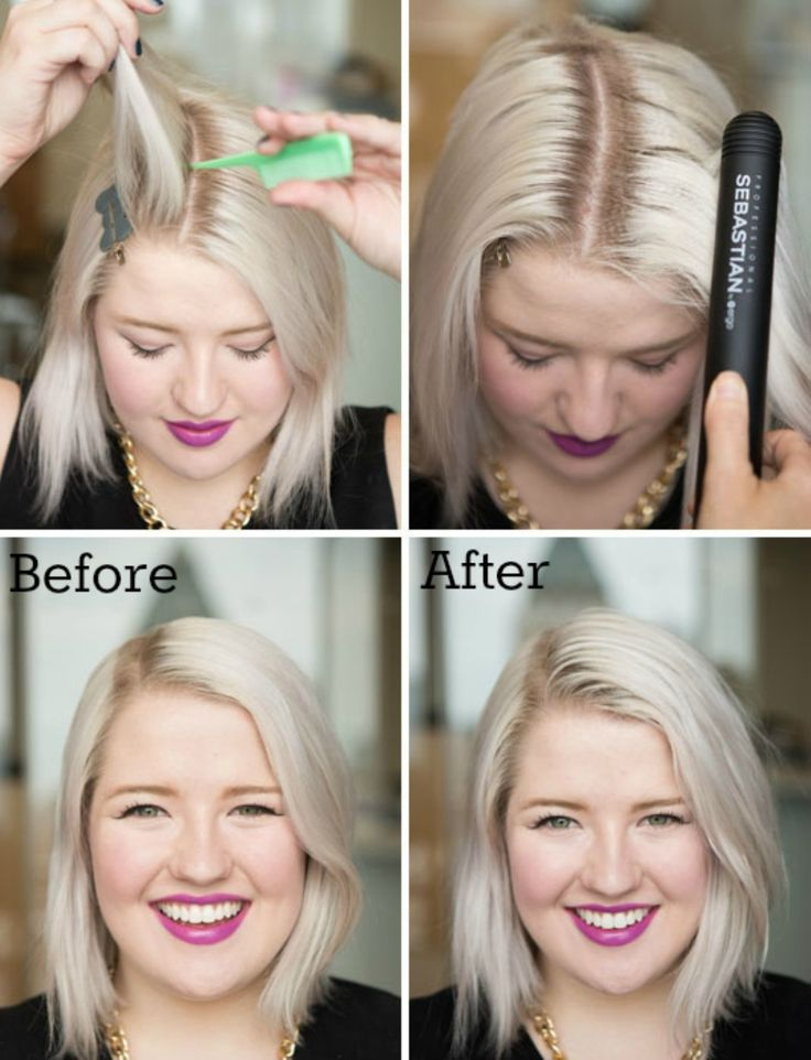 If you've got short hair, this one's for you!