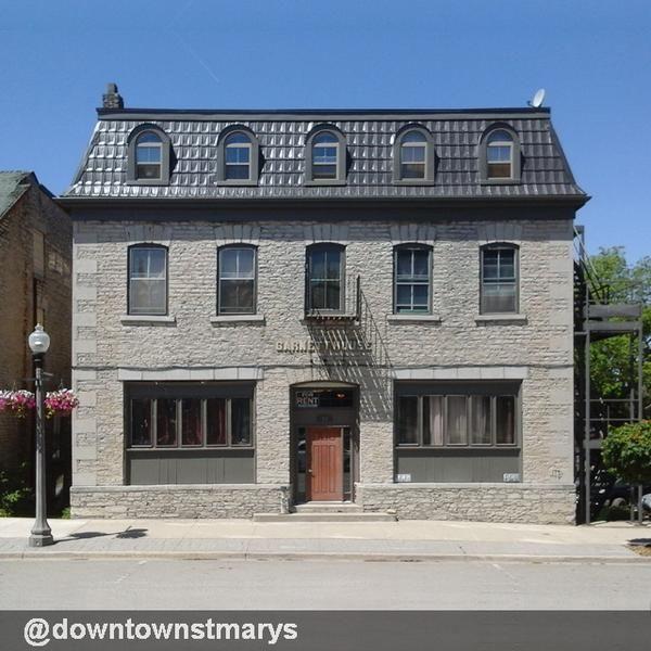 Garnett House Apartments, Church St, St Marys Ontario