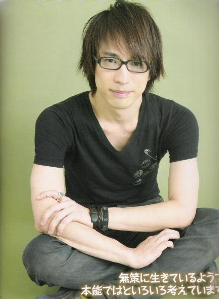 Hiroki Yasumoto is a voice actor known for his roles as: Germany in Axis Powers Hetalia, Yasutoro Sado in Bleach and Agni in Kuroshitsuji, see http://myanimelist.net/people/25/Hiroki_Yasumoto for a better list.