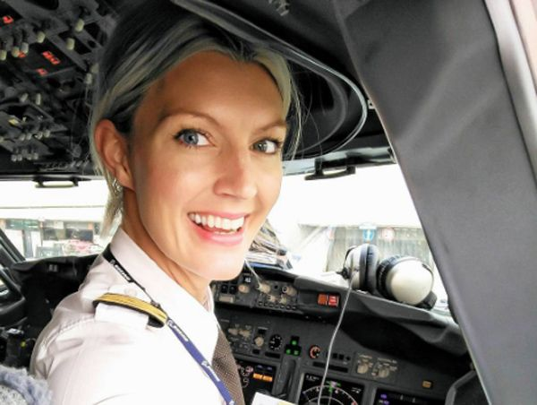 Maria Petterson Ryan airlines