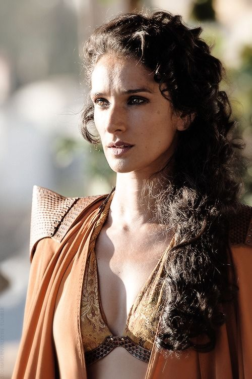 Westerosi delegation to England: Princess Ellaria Martell. Wife of Prince Oberyn Martell of Dorne and head lady in waiting of Dowager Queen Baela.