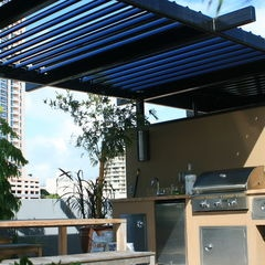 Tropical Patio By EcoShade™ | Patio Roofs   General Roofing Systems Canada  (GRS)