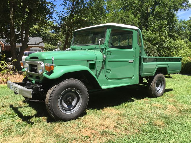 Diesel Land Cruiser For Sale: 1976 LHD HJ45 Toyota Land Cruiser « JDM Land Cruisers | Vintage Diesel Right Hand Drive Japanese Domestic Market Toyota Land Cruisers