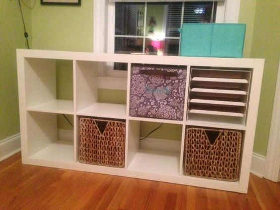 Genius Idea Ikea Expedit Shelves With Baskets For Storage: 25+ Best Ideas About Cube Storage On Pinterest