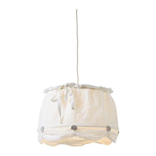 Ikea lyrik abat jour suspension 36 cm abat jour en tissu qui procure un clairage diffus - Abat jour ikea ...