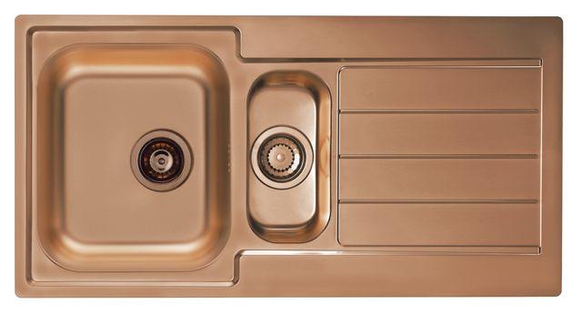Alveus Monarch copper sink