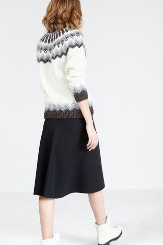 Icelandic Lopi sweater Available now at www.folkloore.com