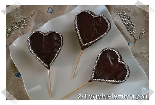 CAKE POPS DI SAN VALENTINO fragolaelettrica.com Le ricette di Ennio Zaccariello #Ricetta