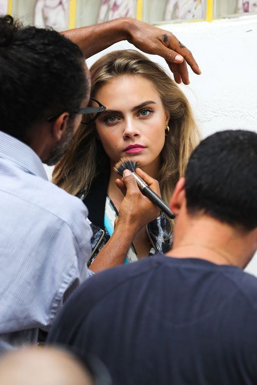 #Cara #Delevingne | #LondonUKTravel #supermodel #model #Vogue #Storm #London | Twitter.com/LondonUKTravel