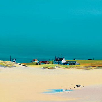 Pam Carter, Scottish artist