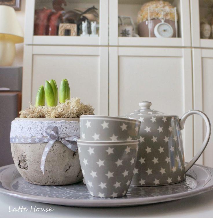 Latte House: pastele